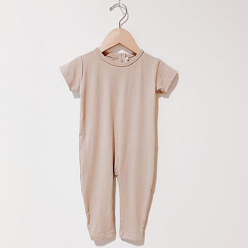 Mother.Lifestyle Arthur Romper - Sable