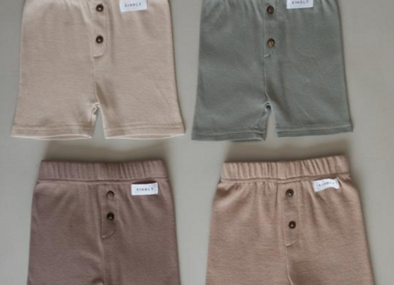 Kindly the Label Bike Shorts