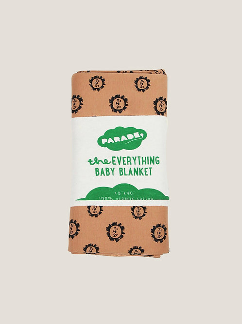 Parade Organics Everything Blanket - Lions