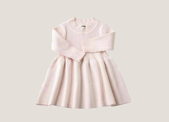 The Florence Dress - Blush