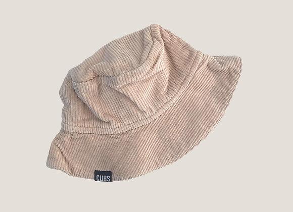 Atilla Cubs Cord Bucket Hat