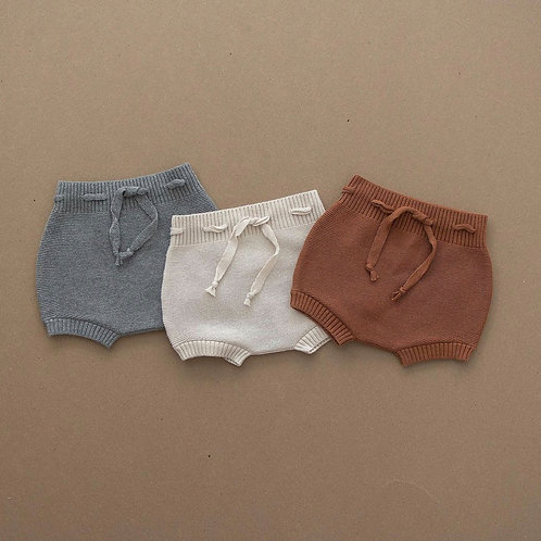 Mebie Baby Knit Bloomers