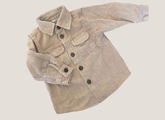 Atilla Cubs Leighton Jacket - Vintage Sand