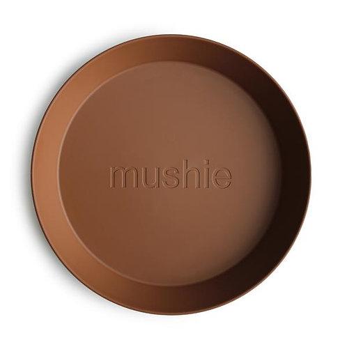 Mushie - Dinnerware Plates (Set of 2)