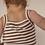 Thumbnail: Kindly the Label Stripped Tank Set - Tan