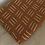 Thumbnail: Mebie BabyMuslin Change Pad Cover- Mustard Mudcloth