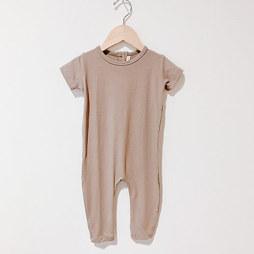 Mother.Lifestyle Arthur Romper - Sand
