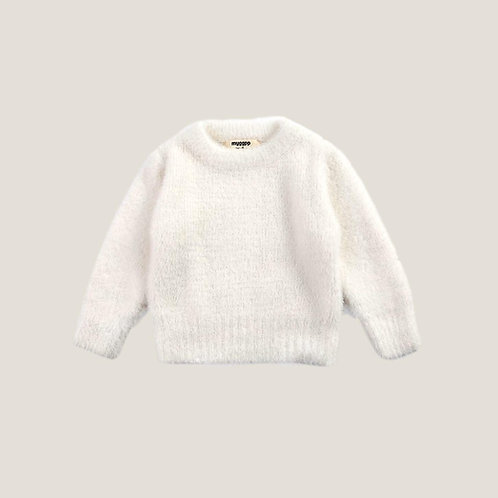 The Cohen Sweater - Ivory