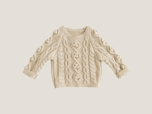 The Frankie Knit - Natural