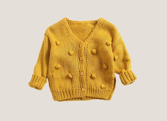 The Harper Knit - Golden