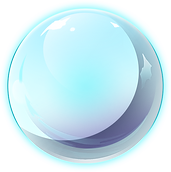 —Pngtree—crystal ball blue crystal ball_