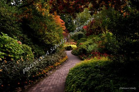 Butchart Gardens, Sidney, BC