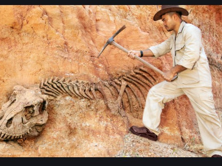 Weekly Stab- Fossils Fuels (Fools)