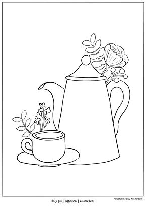Tea pot free colouring page.jpg