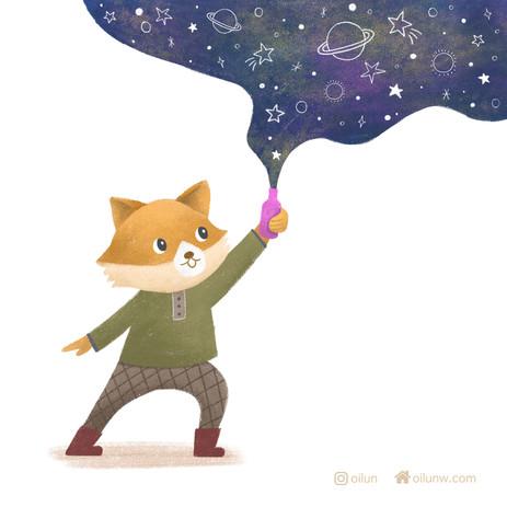 Let me show you a universe