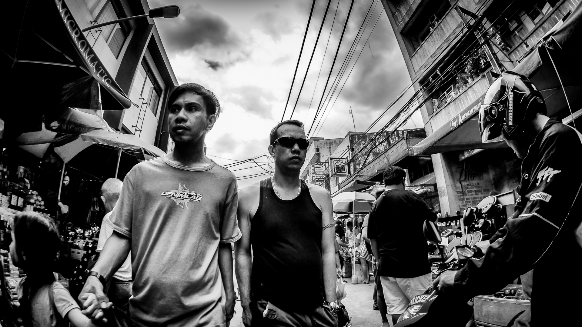 Men of Quiapo