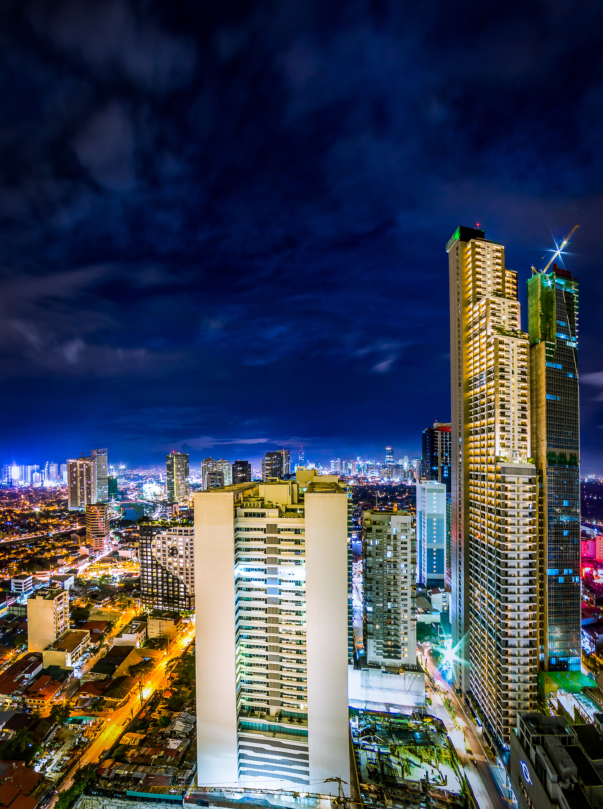 Blue Hour Makati City