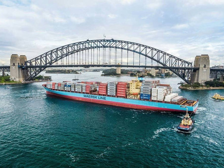 China's trade bottleneck could be worse than Suez Canal fiasco - Aussie retailers impacted - prices
