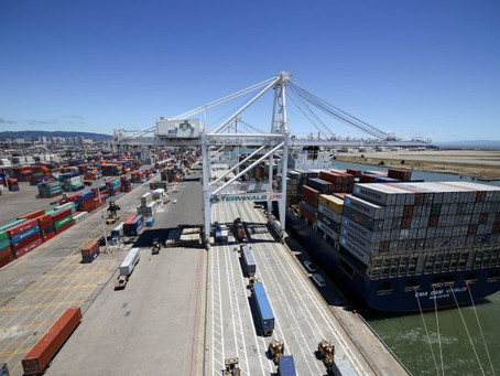 Fast services from Asia bypassing congested southern Californian ports