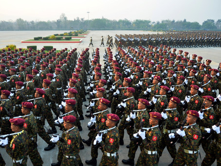 Myanmar military coup and Covid combine to threaten shippers and forwarders