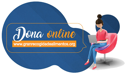Dona online Gran Recogida 2020