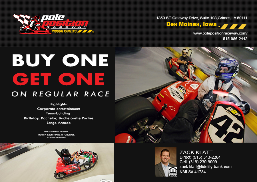 Pole Position Raceway - April 2019