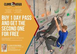 Climb Iowa - May 2021