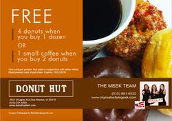 Donut Hut Sept 2016