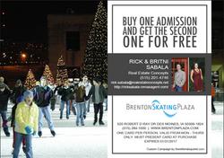 Brenton Skating Plaza - Dec 2016
