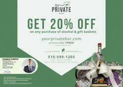 Your Private Bar - August 2021