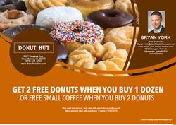 Donut Hut - October 2019