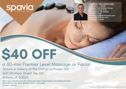 Spavia Day Spa - October 2018