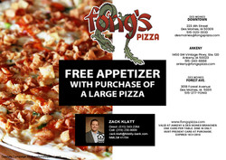 Fongs Pizze - September 2019