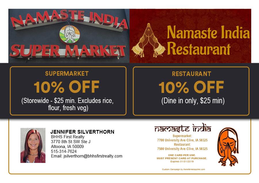 Namaste India - December 2018