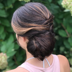 Bridal Hair by Ashley Shea