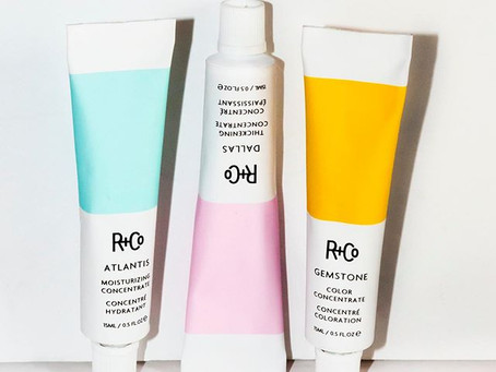 All about R+Co's NEW Conditioning Treatments