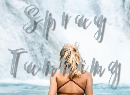Spray Tanning 101