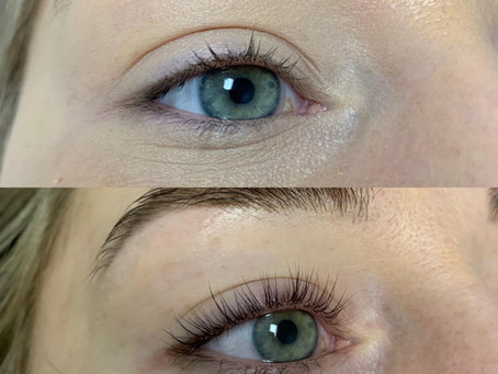 All About Lash Lifts