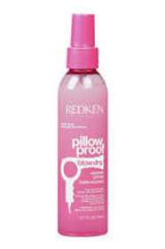 Pillow Proof Blow Dry Spray