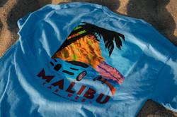 Malibu Autobahn Car Week Shirt