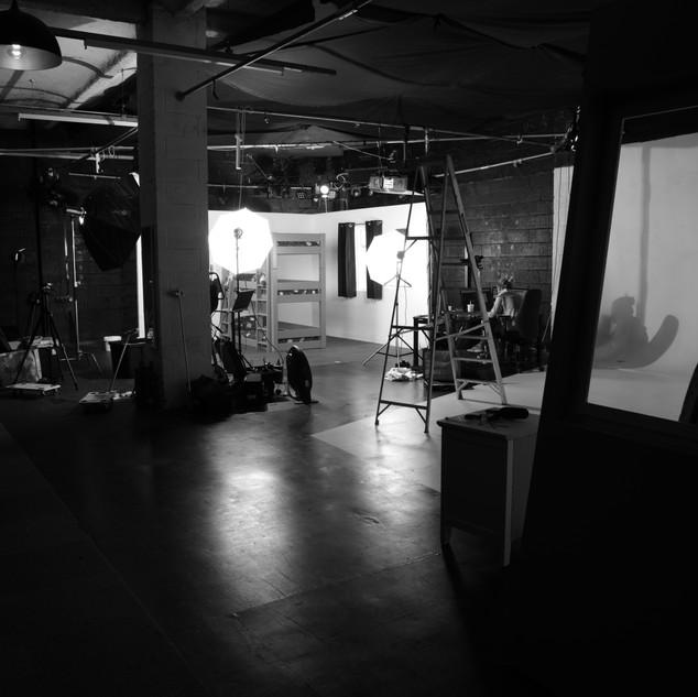 large production studio OliBo