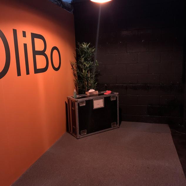 OliBo entrence