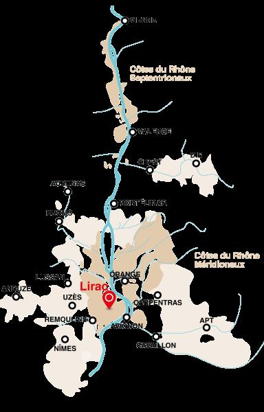 Vignoble de Lirac
