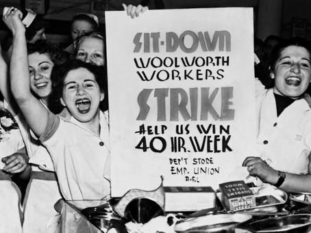 True Female Strength in 1937!