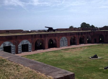 A Step Into History... Fort Pulaski