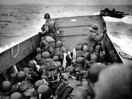 Firsthand Account of Omaha Beach on D-Day