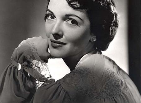 Nancy Davis Reagan Stars in WWII Epic Film!