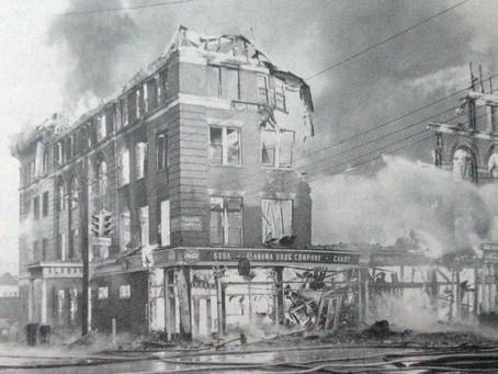 Tragic Irony in Alabama Hotel Fire