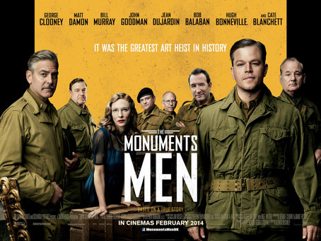 The Monuments Men: The Great Importance of a Mediocre Movie