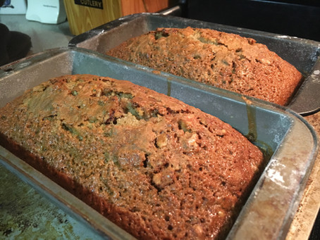 Joyce's Banana Nut Bread – A Song of Return Recipe